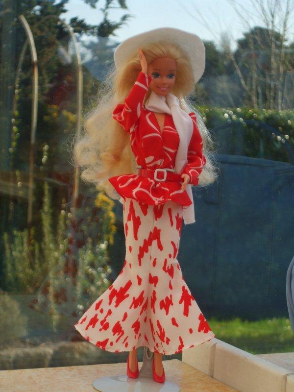 Barbie en 1987