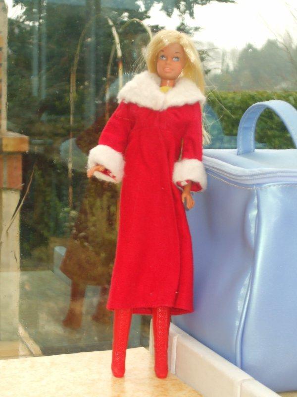 Manteau Barbie de 1972