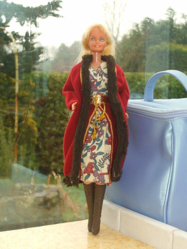 Manteau Barbie de 1979