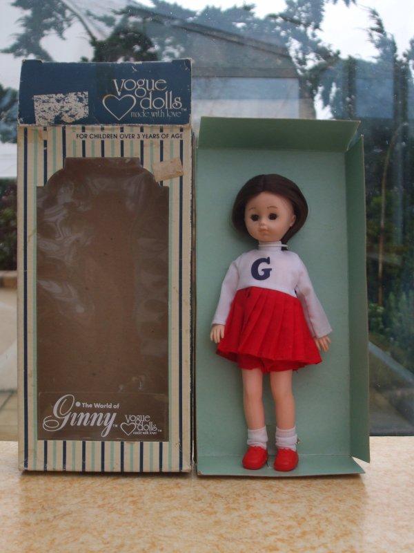 "Ginny de Vogue, type ""Lesney"", partie 1"