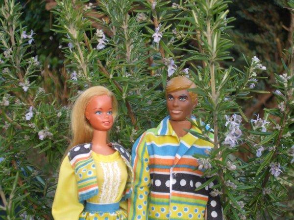 Barbie et Ken en 1978