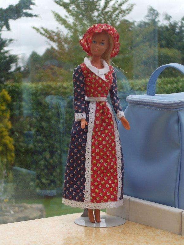 Barbie en 1976
