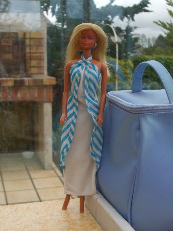 Barbie Malibu Européenne en 1978