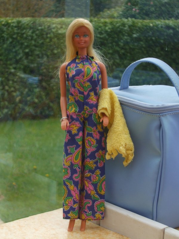 Sun Lovin Barbie en 1979