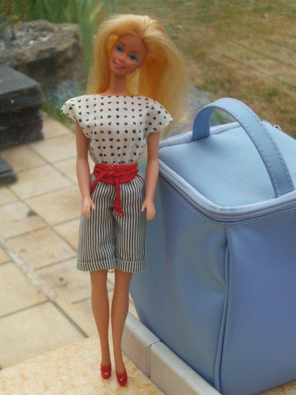 Une Barbie en exclusivité européenne en 1984