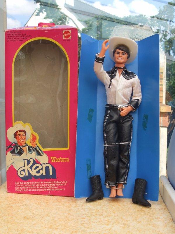 Ken Western de 1980/81