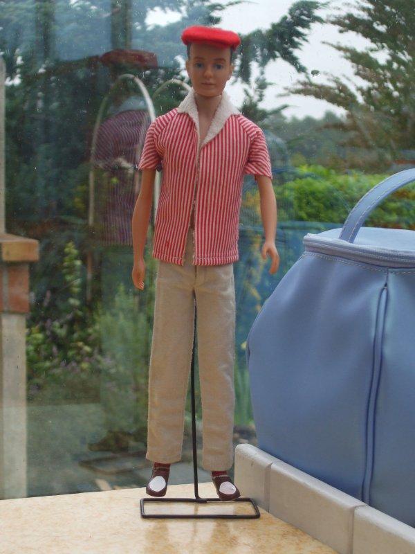Quelques Ken plus anciens (et plus modestes !)