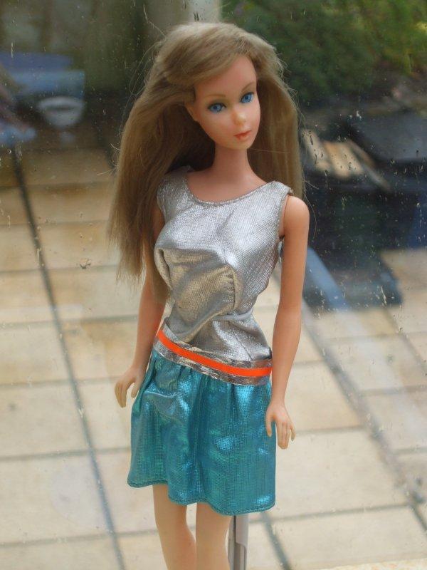 Barbie à la fin des sixties