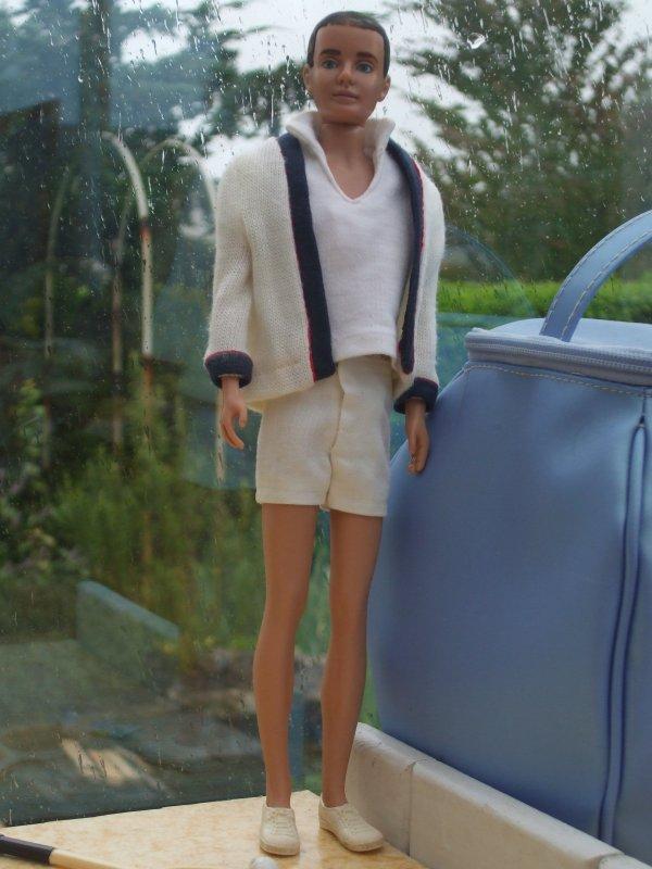 Ken est sportif...