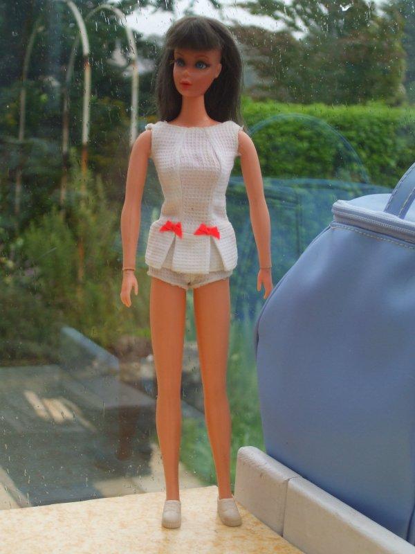 Si Ken est sportif, Barbie n'est pas en reste