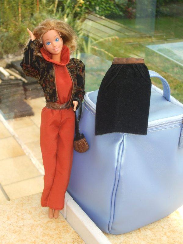 Haute Couture pour Barbie et compagnie en 1985
