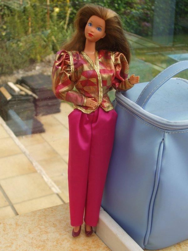 Haute Couture Barbie en 1988