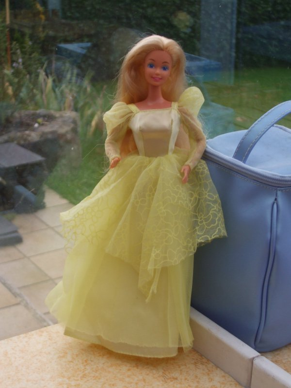 Barbie Féerie en 1986