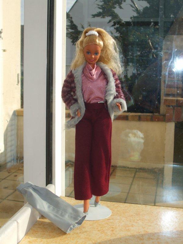 Haute Couture Barbie en 1985