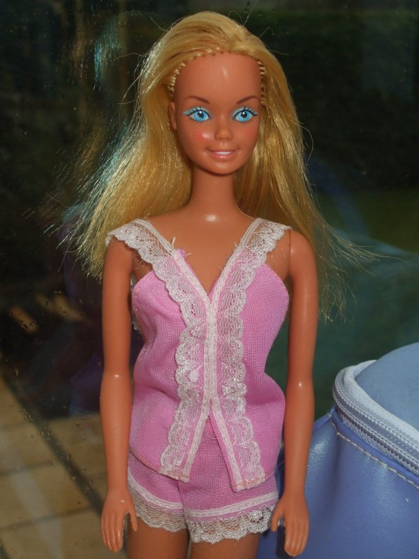 Lingerie Barbie inconnue