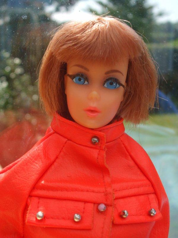 Mon année favorite chez Barbie : 1970