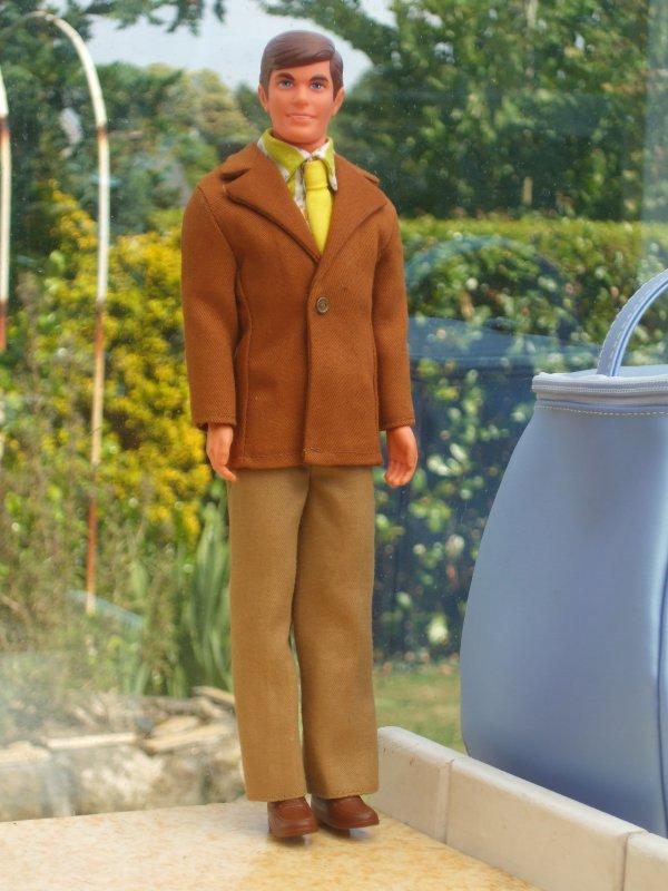 Ken et le sens de l'élégance...