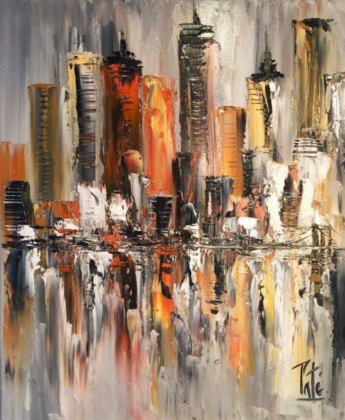 NY CITY IN SUMMER