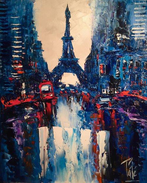 DEMAIIN J'IRAI A PARIS