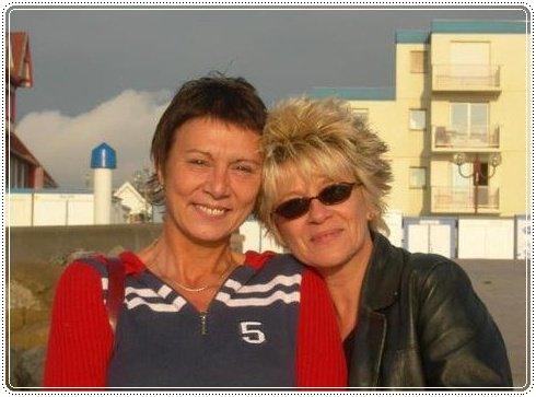 Linda Lecomte et Catherine Ferry