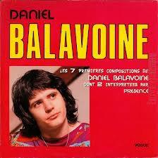 Discographie de Daniel Balavoine