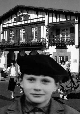 Petit Daniel aux bérets