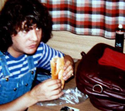 Daniel Balavoine aimait la nourriture basque