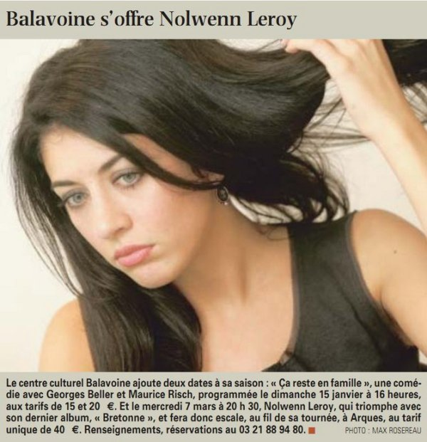 Nolwen Leroy