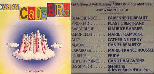 Article spéciale : Abbacadabra, un conte musical