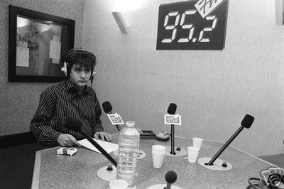 Balavoine sur 95.2 FM