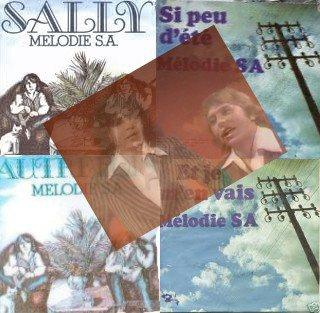 Mélodie S.A pour Balavoine