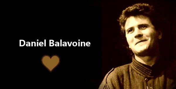 Montages Daniel Balavoine