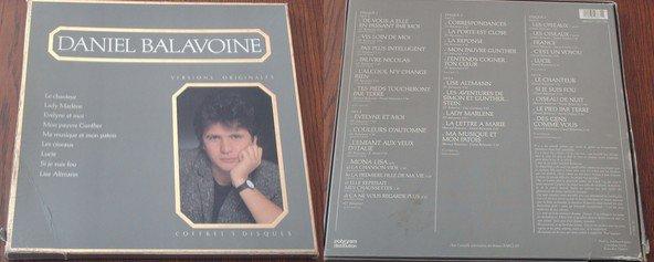 Nouveau : Coffret 3 disques (vinyles)
