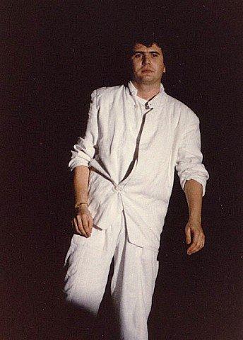 En spectacle à la Vogue de Vernier, mai 1984