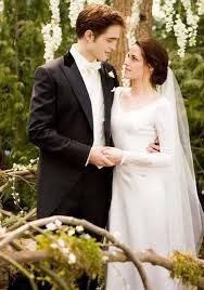 bella et edward leur mariage