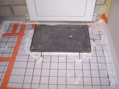 La trappe du vide sanitaire l 39 or e des ch nes montrodat 48 - Trappe pour vide sanitaire ...