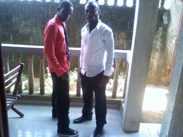 larios et  moi