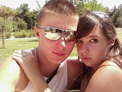 Ma femme et moi....<3:D