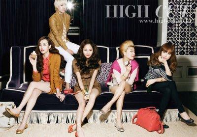 f(x), groupe féminin coréen