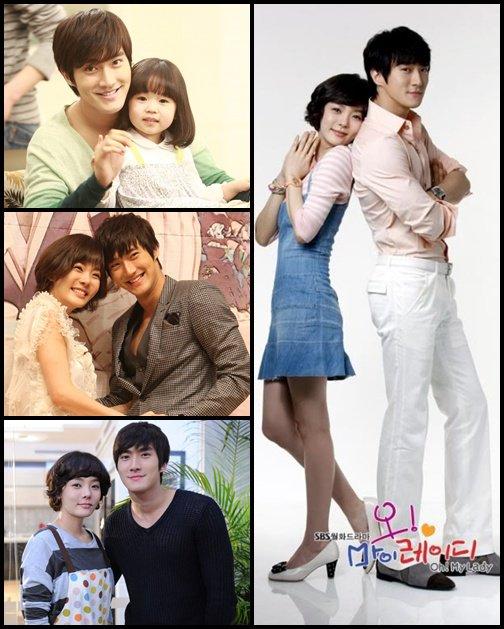 Oh! My Lady : Drama coréen, 2010