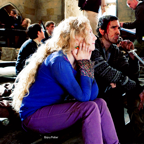 Luna and Nevillle ♥
