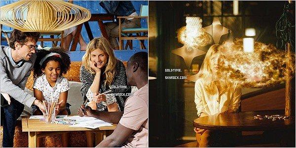 _ 9/09: Clémence Poesy a assisté à la première du film Imperium au 42 ème Festival de Deauville.  Grande nouvelle ! Clémence est enceinte de son premier enfant ! Elle a également retrouvée Daniel Radcliffe sur le tapis rouge et c'est elle qui a prononcé le discours lors de la récompense reçue par l'acteur. Pour rappel, Clémence jouait le rôle de Fleur Delacour dans HP, ce qui nous donnes de superbes photos de retrouvailles !