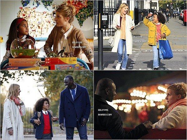 """_ Octobre: De nouveaux stills de """"Demain tout commence"""" avec Clémence Poesy. J'ai vraiment hate de voir Clémence aux côtés d'Omar Sy et que la bande annonce du film arrive.Vos avis ?"""