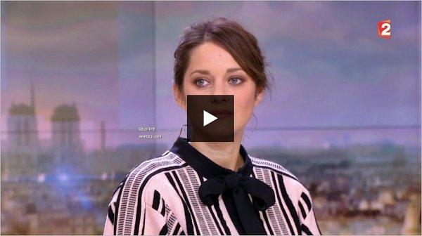 """_ 17/10: Marion et Guillaume assistait à la pemière du documentaire """"Before the Flood"""" à Paris. La première de ce documentaire produit par Leonardo Dicaprio & Martin Scorcese a eu lieu au Chatelet."""