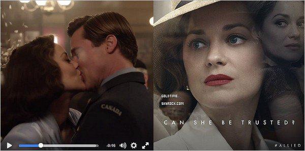 """_ Octobre : Découvrez une seconde bande annonce de """"Assasin's Creed"""" avec Marion Cotillard. Pour rappel, le film sortira en salle le 21 décembre. Vos avis ?."""