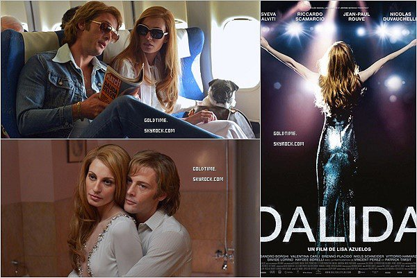 _ Novembre : Découvrez le teaser et les premiers stills du prochain film de Nicolas Duvauchelle.  Le film sortira en salle le 11 janvier. On découvre Nicolas en mode disco (coiffure d'époque de mise) ! Vos avis ?