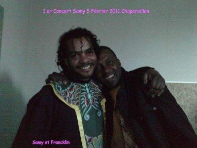 Mon Premier Concert Gospel à Ponchara