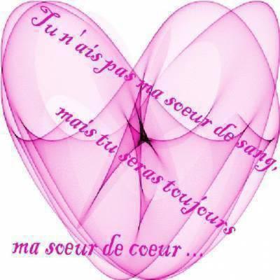 poeme pour ma sistah de coeur