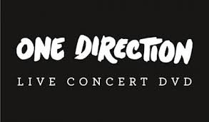 one direction live concert dvd