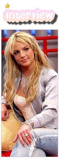 ♦InterviewVoici l'interview de Britney qu'elle a donné à Kiss Fm aux Etats-Unis